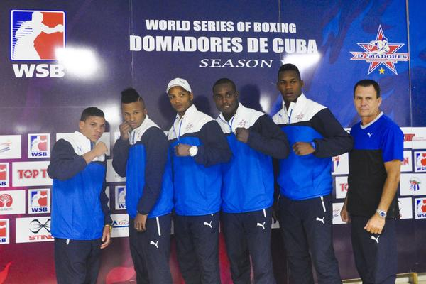 Cuba Domadores loses title of World Boxing Series