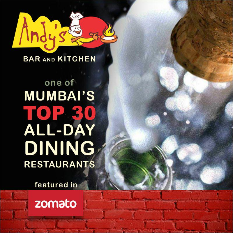 andys kitchen on twitter have a look at this review of andys bar and kitchen malad west on zomato httptcor9gw2x1qj8 httptco69aqixdhow - Andys Kitchen