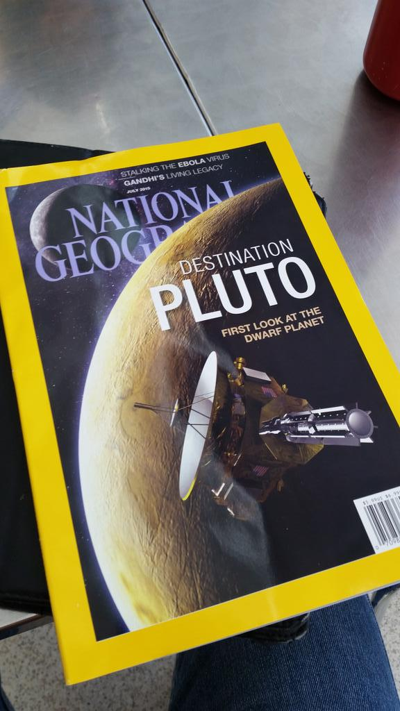 Almost there... (Stay on Target!) @NewHorizons2015 #PlutoFlyBy @NASA @SPACEdotcom @NatGeo #Pluto http://t.co/UcVLhgECTx