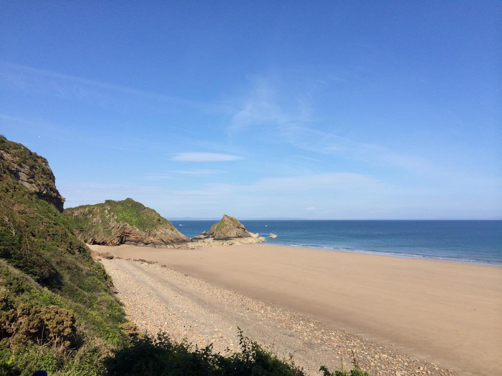 Fairly refreshed after weekend out west. @WalesCoastPath was beautiful! http://t.co/Fot3B4O164