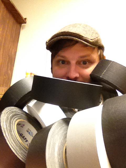 It's like Christmas! #gafftape #tape #progaff http://t.co/m5wivYqkR5