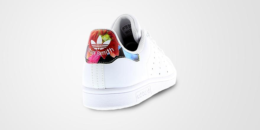 adidas stan smith flowers foot locker