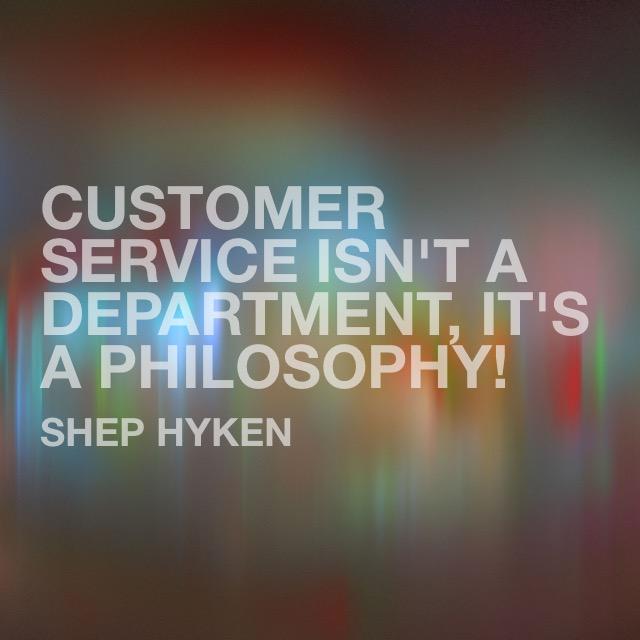 Inspirational Quotes On Customer Satisfaction: Harrison Ray Cowart (@harrisonRcowart)