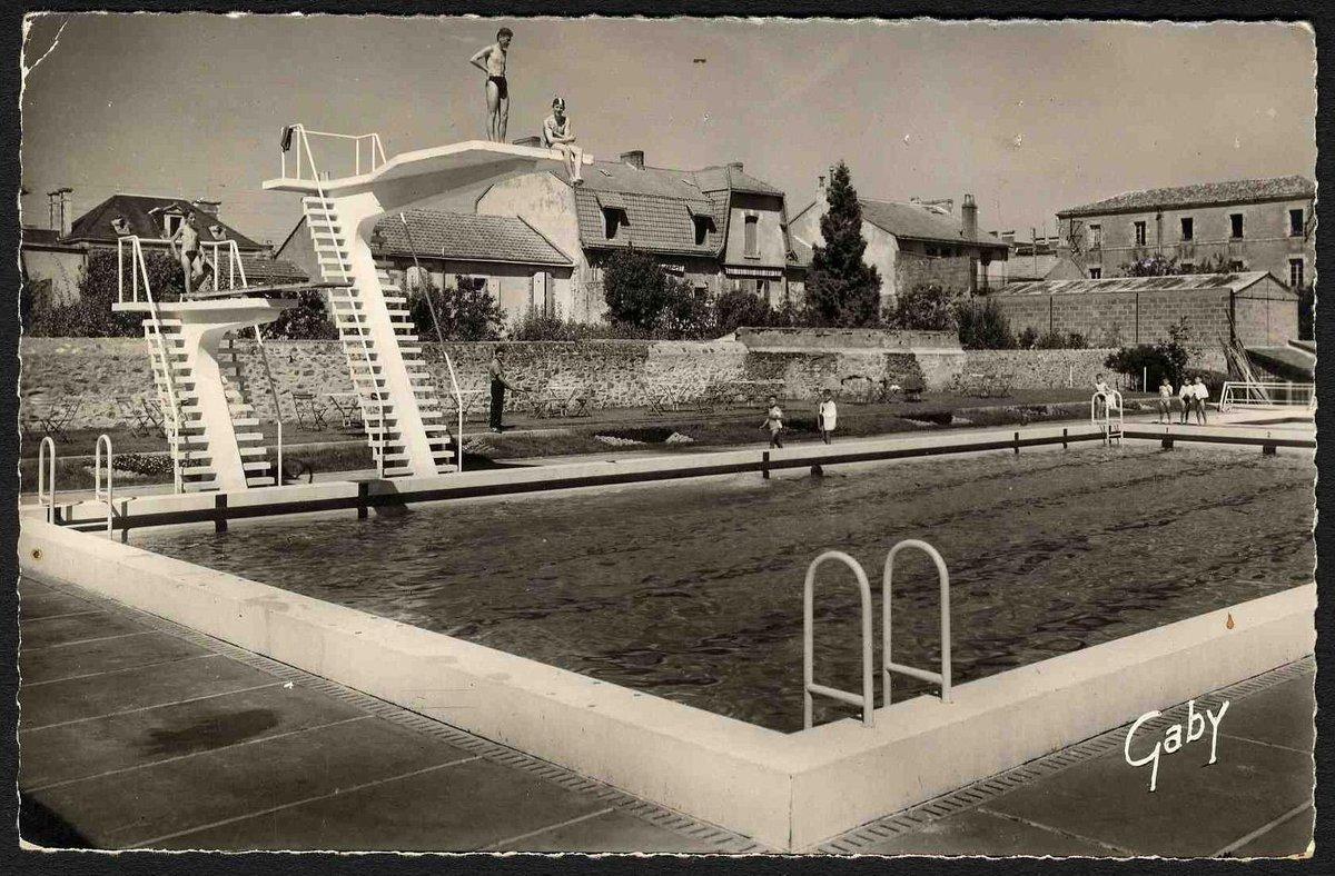 william chevillon on twitter lt est l de quoi se souvenir de la piscine delille avec les archives municipales de la roche sur yon lrsy - Piscine Roche Sur Yon