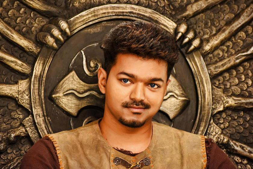 Vijay's Puli sets All India Record!