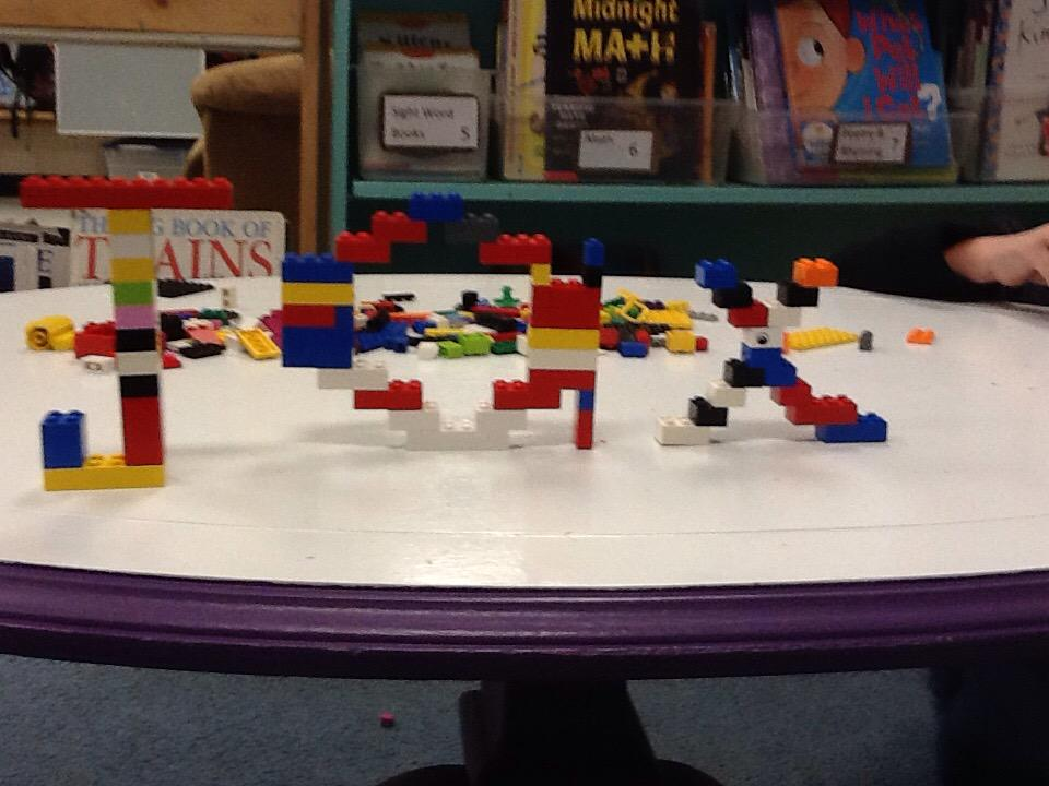 My name out of Lego. #legochallenge1 http://t.co/MP0irQAPO0