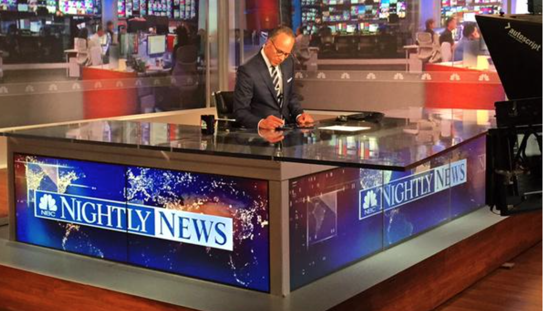 NBC News, MSNBC, ABC News and others from across the pond ...