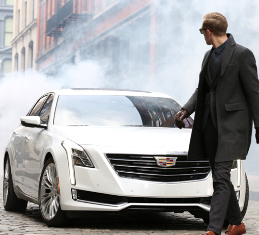 New 2016 Cadillac: 2016 Cadillac CT6 Exterior And Interior Color Builder Now Live
