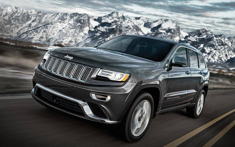 Richiamo volontario Auto Suv Jeep Cherokee