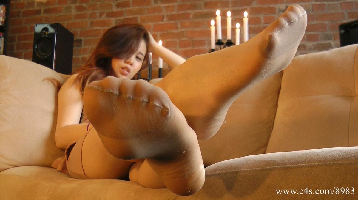 Foot Fetish Nylon Porn