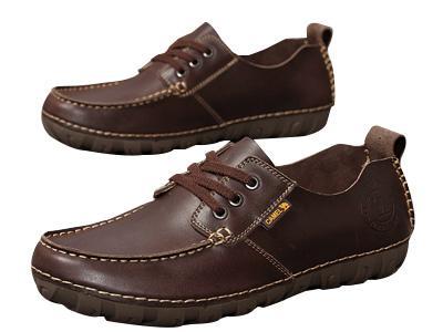 зимние мужские ботинки на натуральном меху и натуральной кожи