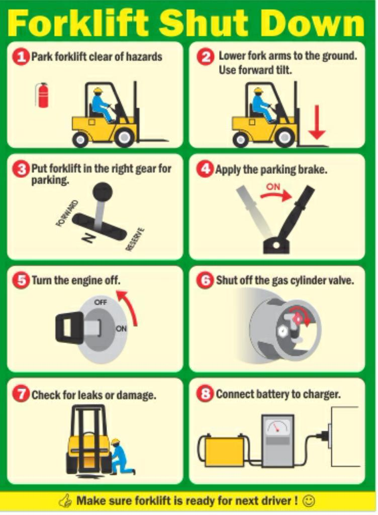 A 1 Forklift Donnatrain Twitter