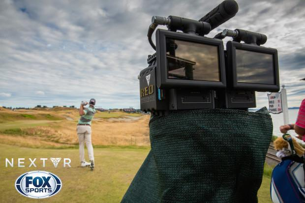 I watched live #USOpen2015 golf with a virtual reality headset and it was amazing: http://www.geekwire.com/2015/i-watched-live-golf-with-a-virtual-reality-headset-and-it-was-amazing/ … @NextVR_app