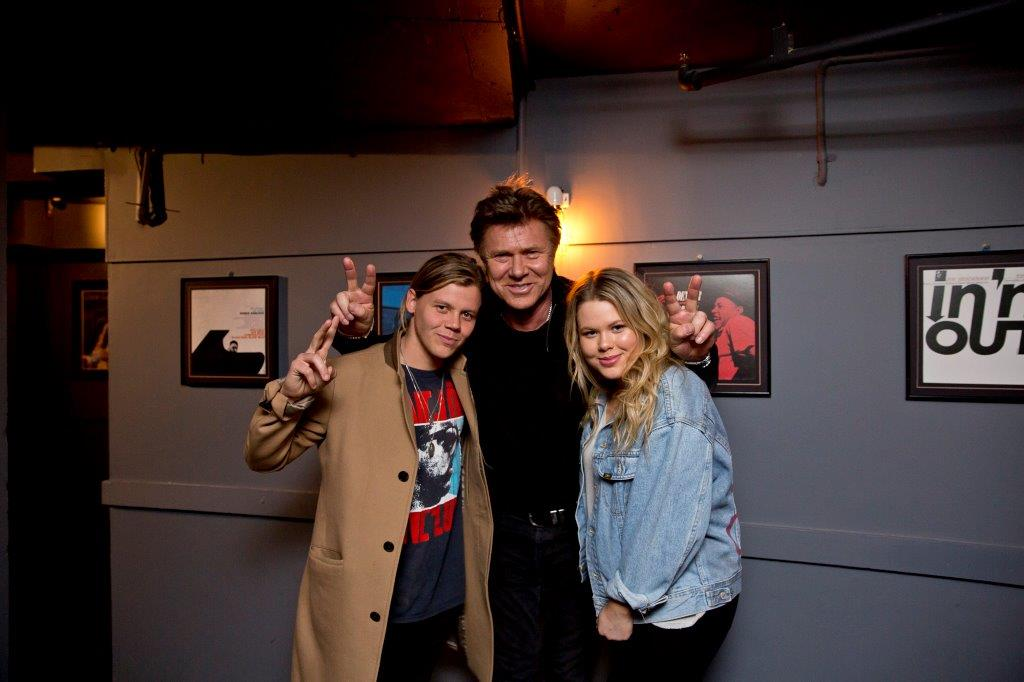 Conrad and Grace Sewell