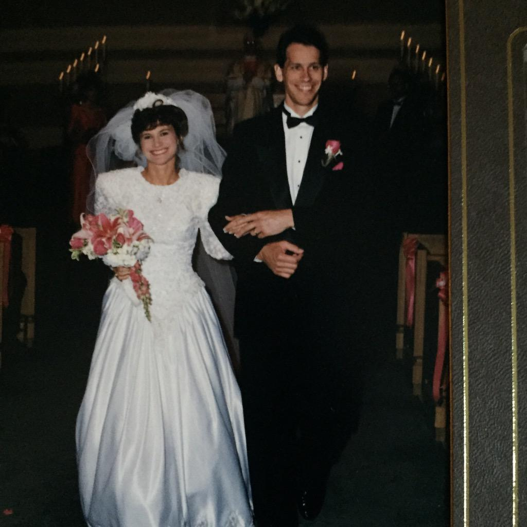Dee Mcguire On Twitter 24 Years Ago I Married Tom It S Been A Great Journey With 2 Kids Full Of Life Http T Co 1njroomaxh