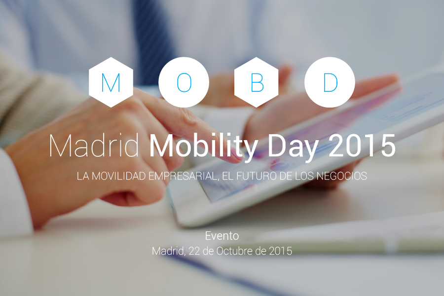 Agenda digital madrid mobility day