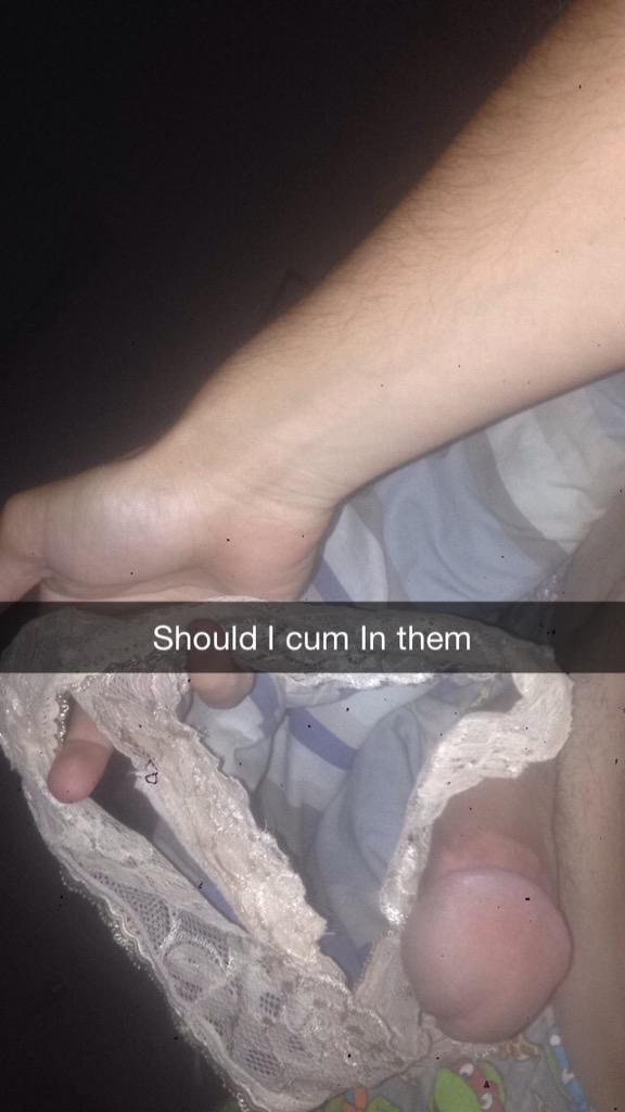 Ladies cum first