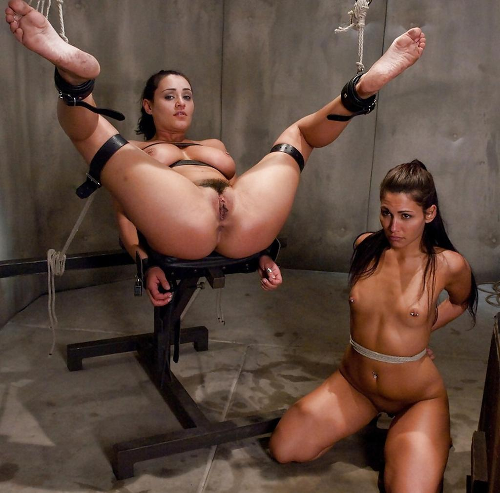 Naked Slave Girl Punishment