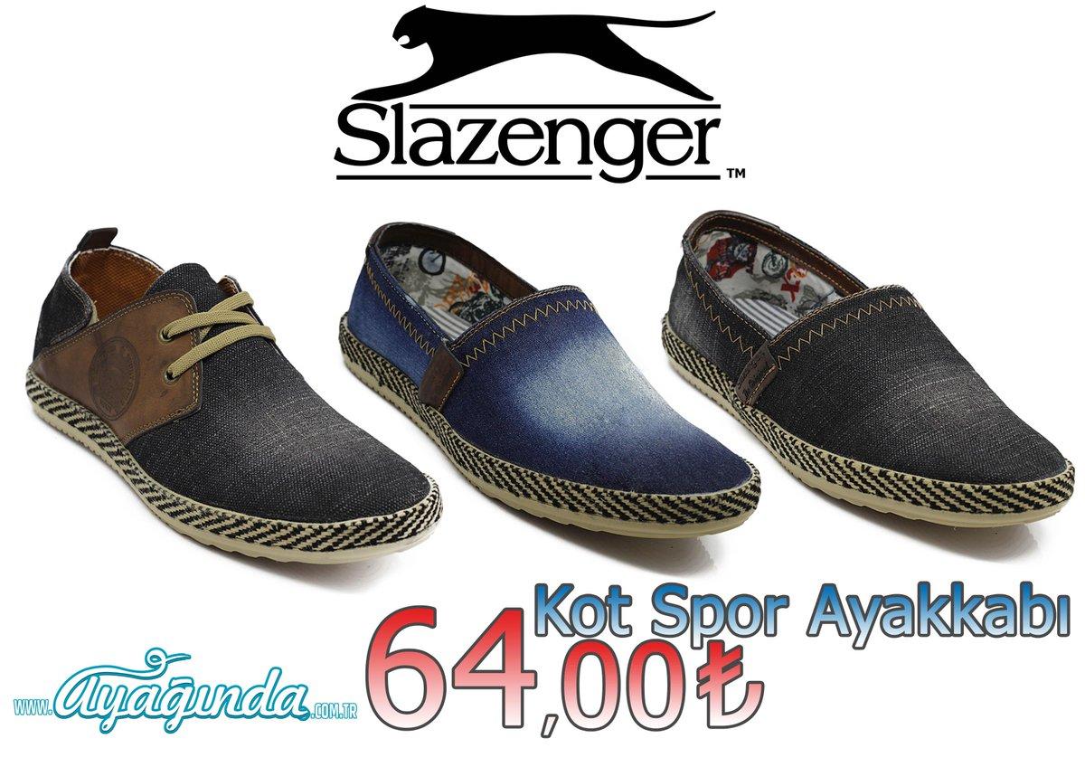Ayagindacomtr On Twitter Slazenger Kot Spor Ayakkabı Httpt