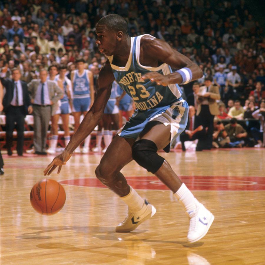 Michael Jordan for Sneaker Deal