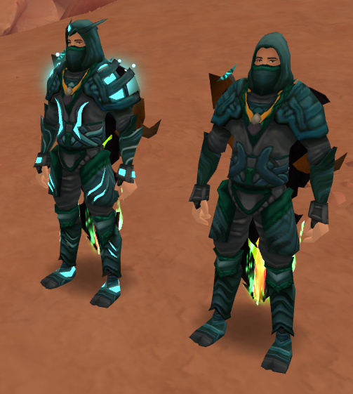Rs Melee Build