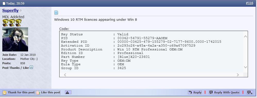mydigitallife windows 10