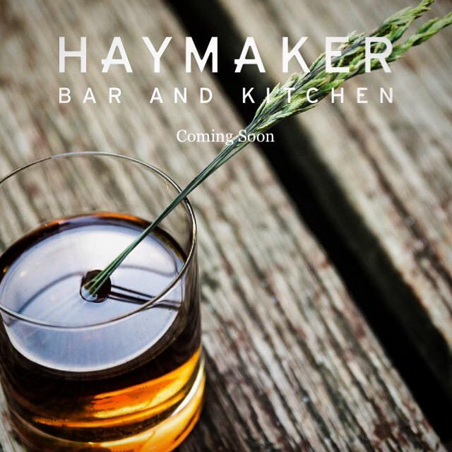 haymaker on twitter comingsoon to chelsea haymaker bar and kitchen stay tuned drinknyc thirstynyc gastropub httptcototizthdkr - Haymaker Bar And Kitchen