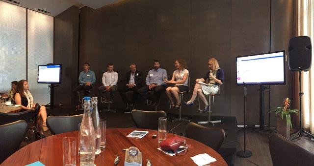 #Traceability panel in full swing at #IndustryLabSSW http://t.co/L8RBG4EqQS