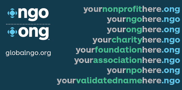 #InterActionForum Unlike the .ORG domain, .NGO and .ONG are only available to nonprofits: http://t.co/1SmpHdrOs0 http://t.co/IYqmnJuxKR