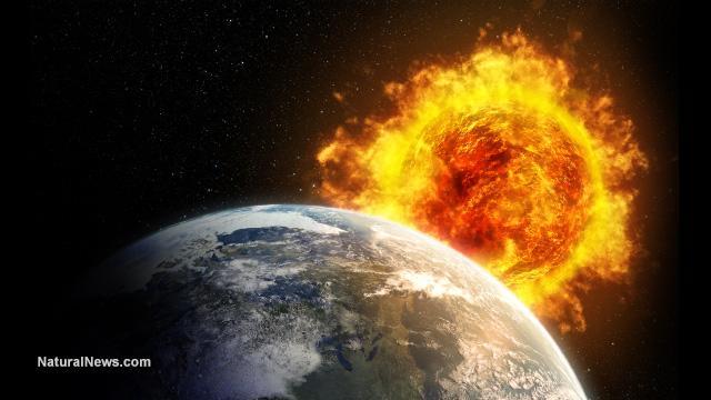 Cosa c'entrano i Terremoti con le Eruzioni Solari