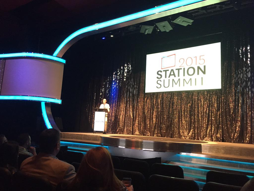 Ready for @mixpo to kick off #stationsummit introducing @briansolis! http://t.co/A4dHpCFn6k