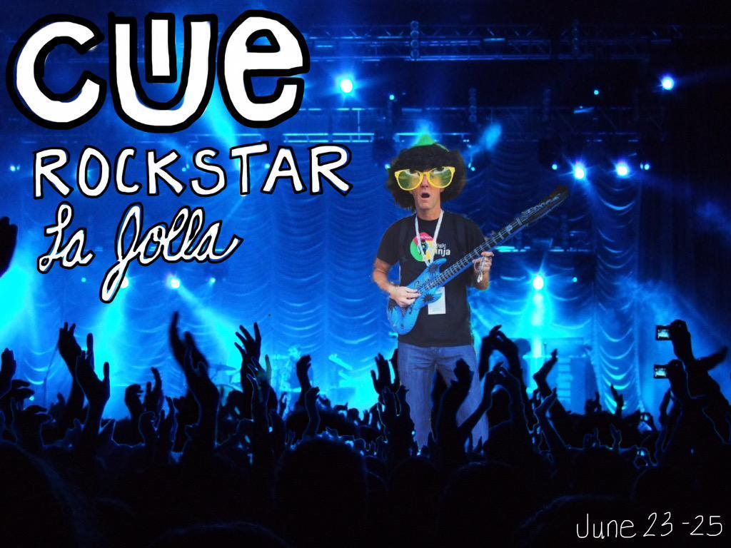 Thumbnail for CUE Rock Star La Jolla 2015 Day #1