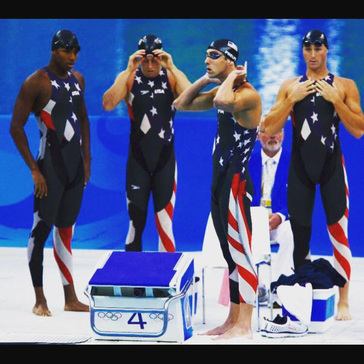 Happy #OlympicDay! One of the Scariest-Most-Fun things I've done in my life! @teamusa #GoTeamUSA