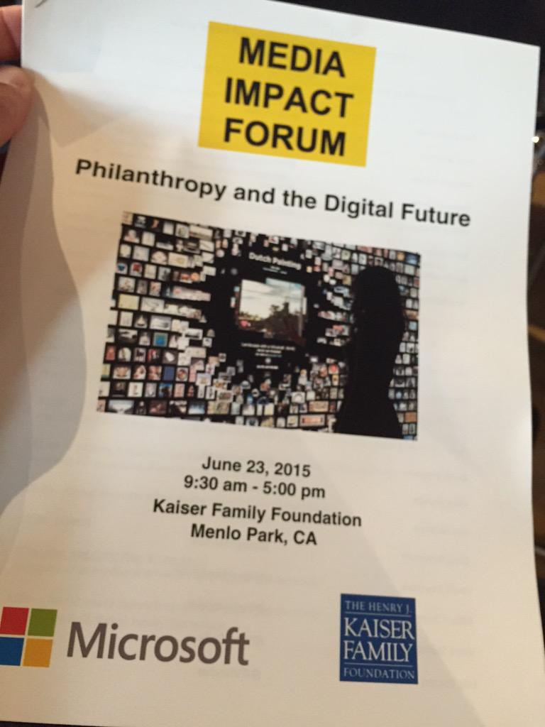 Thumbnail for Yes We Code, Yes We Can, Yes We Scan: Funding a Better Online Future at  #MIForum 2015