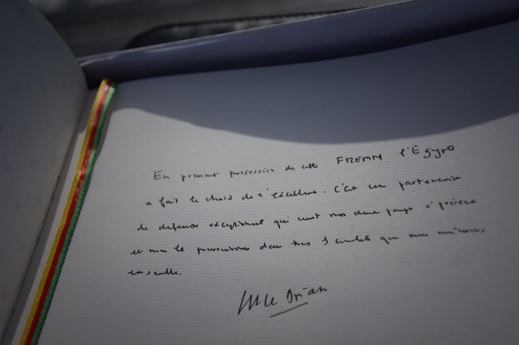 باريس والقاهرة على وشك الإتفاق على 24 مقاتلة رافال وفرقاطة فريم - صفحة 10 CIMyjBNWsAAs9nJ