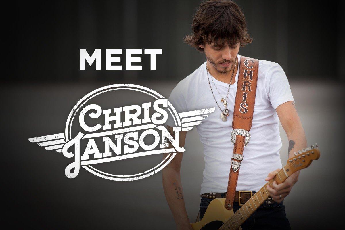 Chris janson on twitter want to meet me on the road this summer chris janson on twitter want to meet me on the road this summer get your meet greet passes here httptaq4bsukren m4hsunfo
