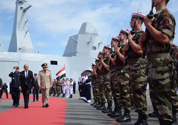 باريس والقاهرة على وشك الإتفاق على 24 مقاتلة رافال وفرقاطة فريم - صفحة 10 CINCxUUUMAAlgg0