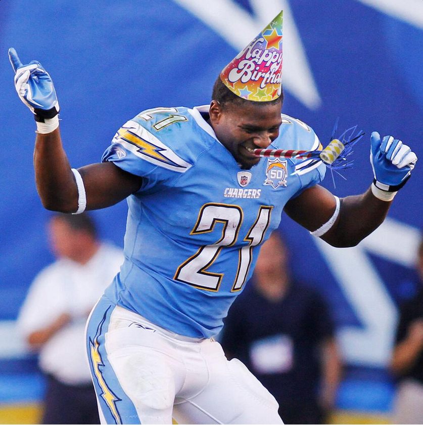 """Los Angeles Chargers On Twitter: """"RT To Wish @LT_21 A"""