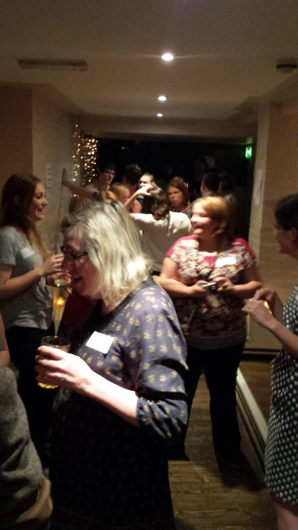 Networking going strong at the first ever #charitymeetup http://t.co/gUDSjrExMp