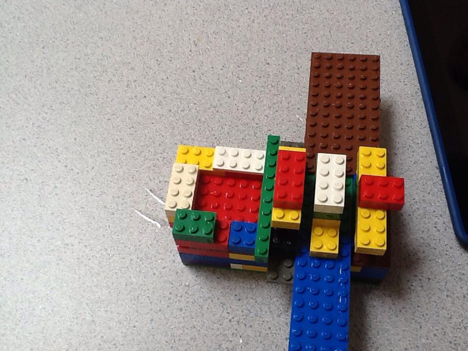 #legochallenge2  me and my friend made a boat it flotes by Karamvir and Diegi http://t.co/QWdbDOAF2s