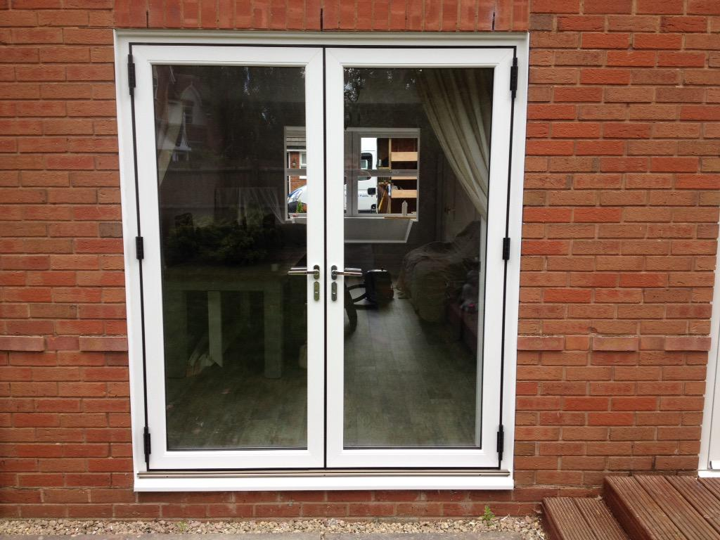 DoubleGlazing Direct on Twitter \ Whole house of windows and doors including veka imagine french door. Expertly installed by double glazing direct ... & DoubleGlazing Direct on Twitter: \