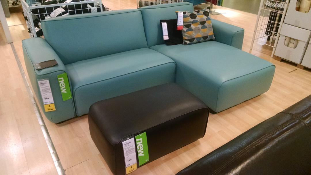 ikea twin cities on twitter new dagarn loveseat with. Black Bedroom Furniture Sets. Home Design Ideas