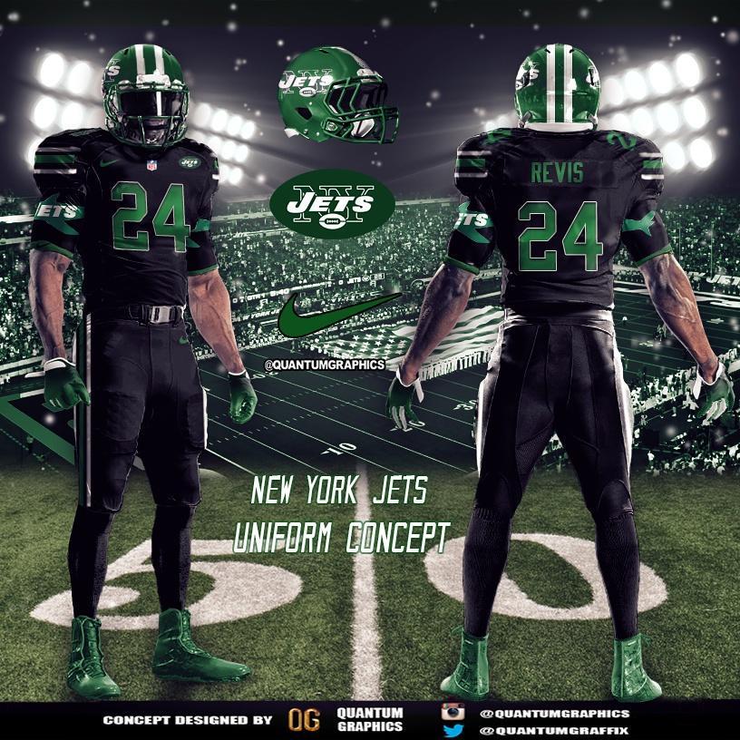 Image result for new york jets black uniforms