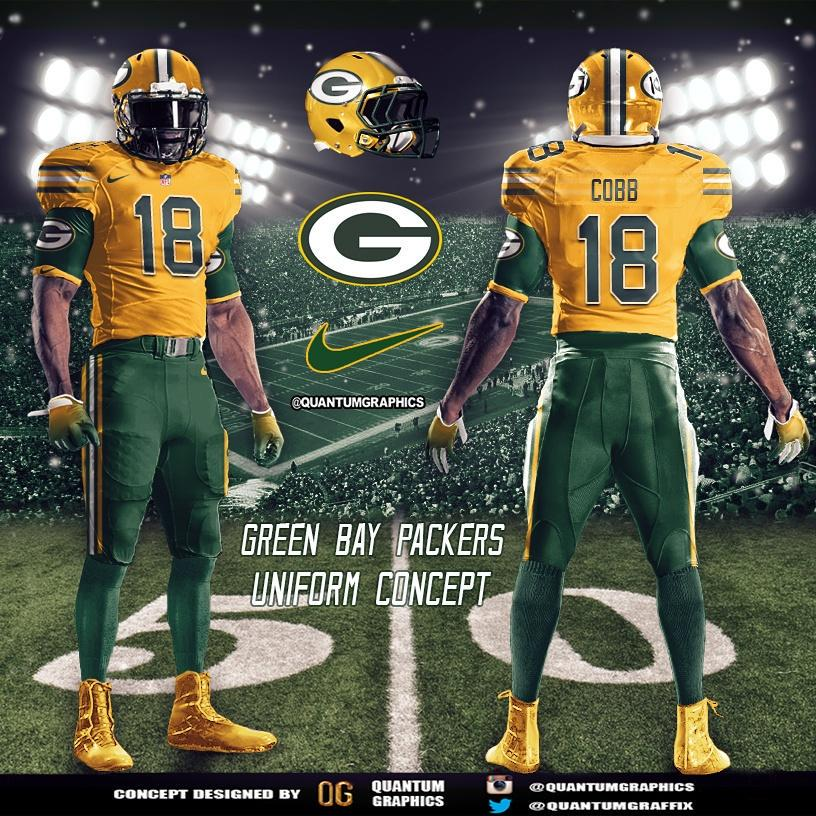 quantum graphics on twitter quotgreen bay packers gold