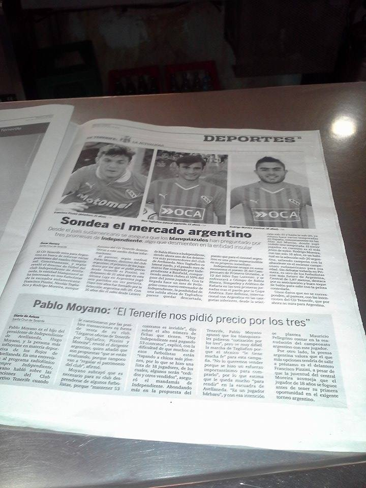 Sondea el mercado argentino