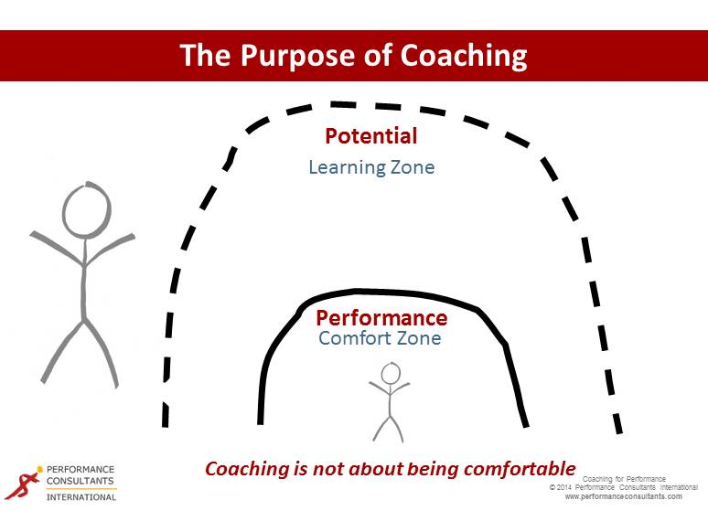 the purpose of coaching essay