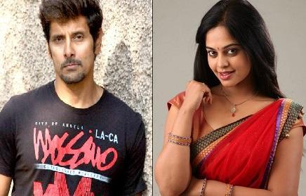 Bindu Madhavi replaces Priya Anand in Vikram's film