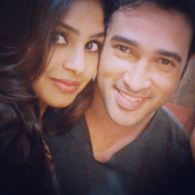 Karan Sharma and Tiaara