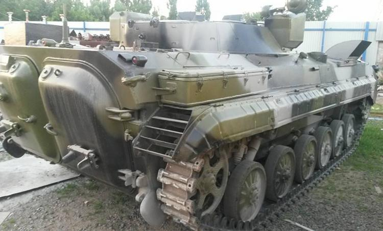 Боевики продолжают обстрелы по всем направлениям. На западных окраинах Донецка огонь не стихает, - спикер АТО - Цензор.НЕТ 1577