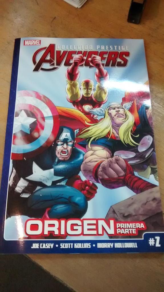 68-70 - [Comics] COLECCION CLARIN 2015: AVENGERS - Página 17 CIRE6PtWsAAIq-6